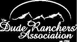 Dude Ranchers Association Logo